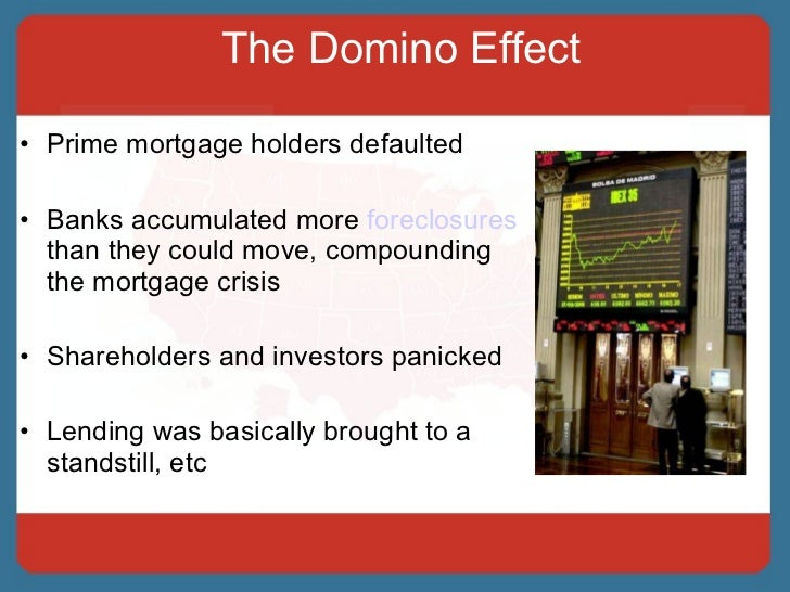 causes and effects of the credit crunch Jonathan jarvis explains the causes of the credit crisis in a short, engaging video: the crisis of credit visualized,  the effect of this,  this credit crunch and higher costs of.