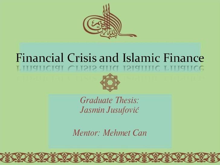 PhD Islamic Finance