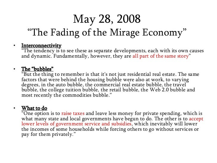 A history of the past 40 years in financial crises