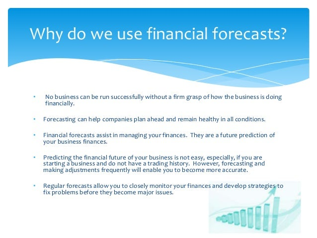 Financial forecasting and how it works in sim venture