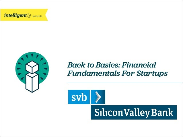 Back to Basics: Financial Fundamentals for Startups