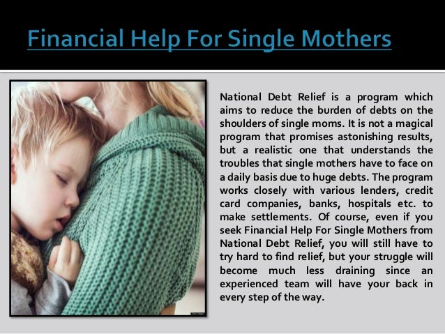 5 Resources for Financial Assistance for Single Mothers