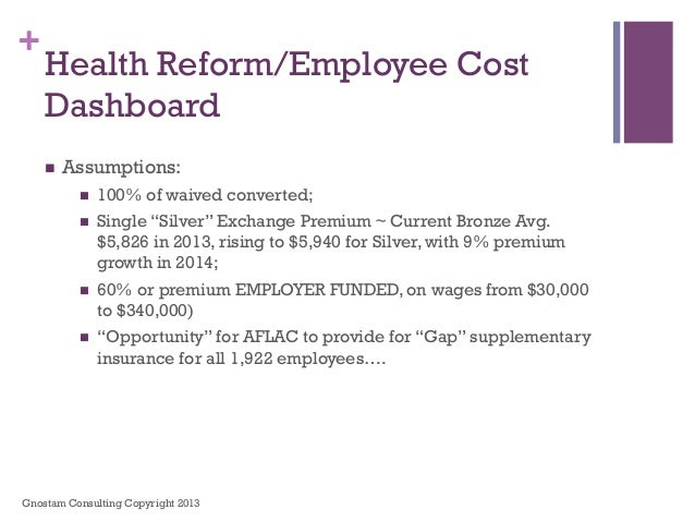 effects of the healthcare reform on Here's the latest on how healthcare reform is affecting hospitals' bottom lines.