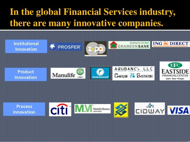 Financial innovation in the mauritian system 1 for Innovation consulting firms chicago
