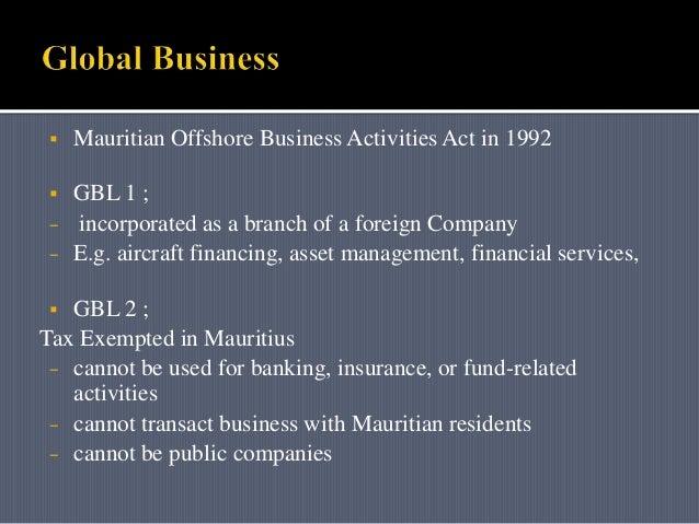 Mauritius Offshore