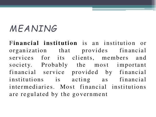 the important dual role of nonbank financial intermediaries Fin3403 chapter 2 study play the principal savers in the financial markets are a) businesses  all of the following are classified as non-bank financial intermediaries except a) stock brokerages b) investment banks c) insurance companies  venture capital funds play an important role in the initial financing of new businesses true.