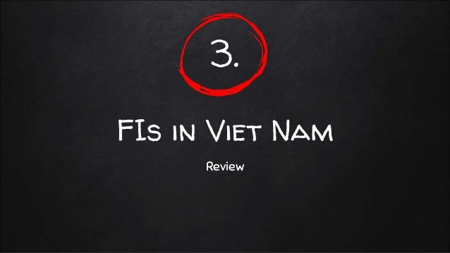 3. FIs in Viet Nam Review