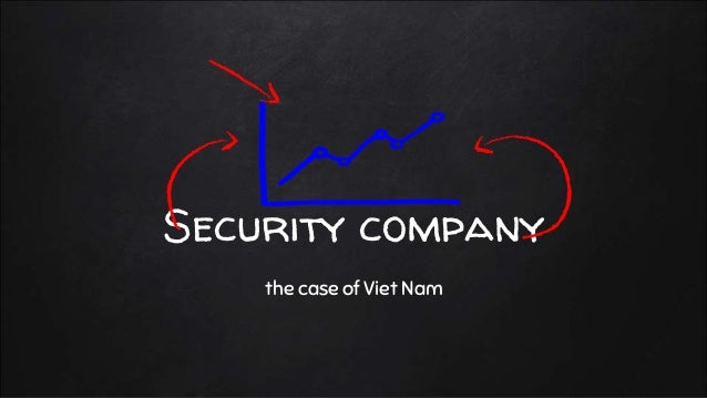 Security company the case of Viet Nam