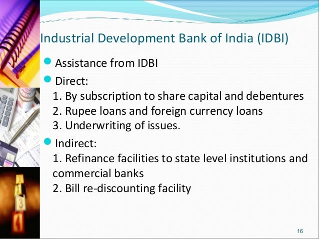 financial institutions in india pdf