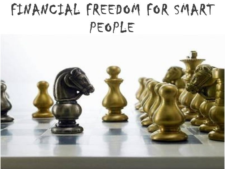 Financial intelligence for smart people