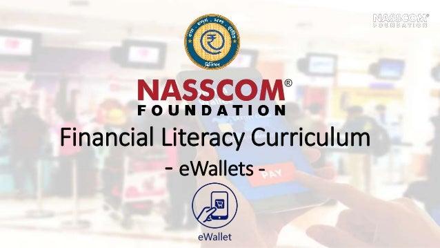 Financial Literacy Curriculum - eWallets -