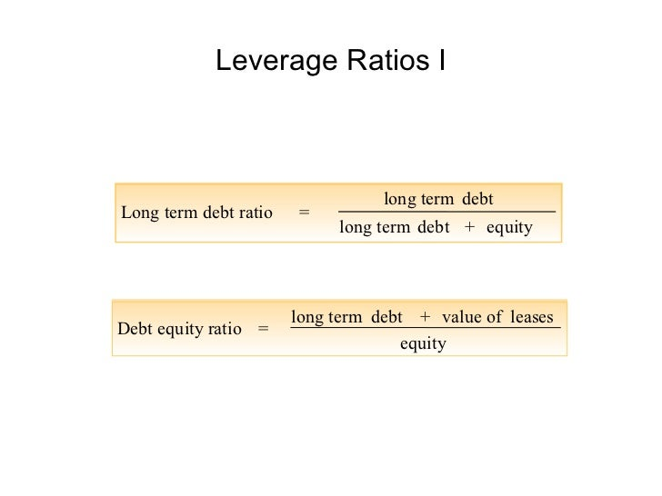What is the 'Long-Term Debt To Total Assets Ratio'