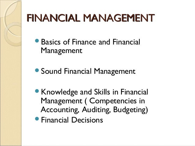Finance course work 1