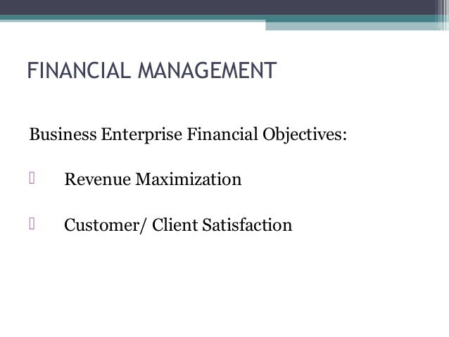 Financial Management (Short-Term Course for Non-Finance Managers) MBA Program Slide 3