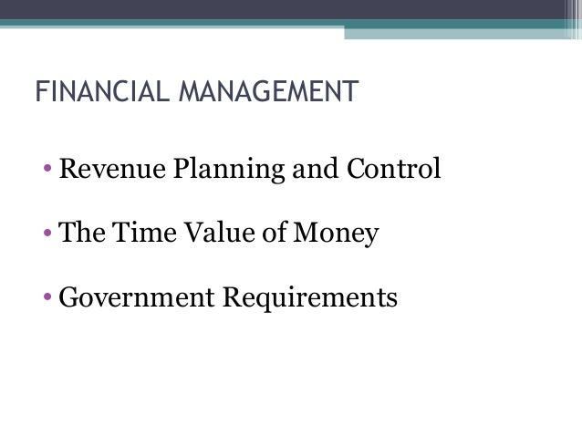 finance basics for managers time value 2018-8-23 fundamentals of finance and accounting for non-financial managers fundamentals of finance and  this program for non-financial managers makes the basics of finance.