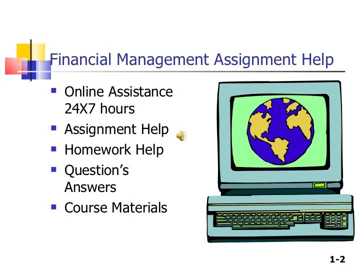 What is Introduction To Finanical Management?