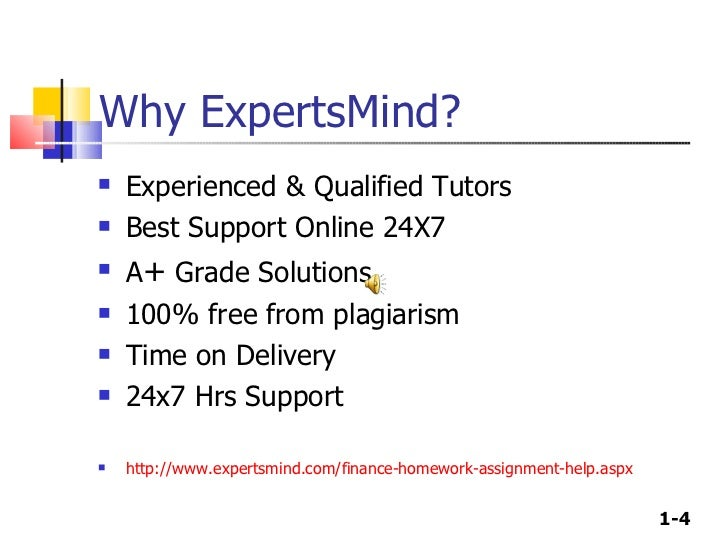 financial management assignment help expertsmind com