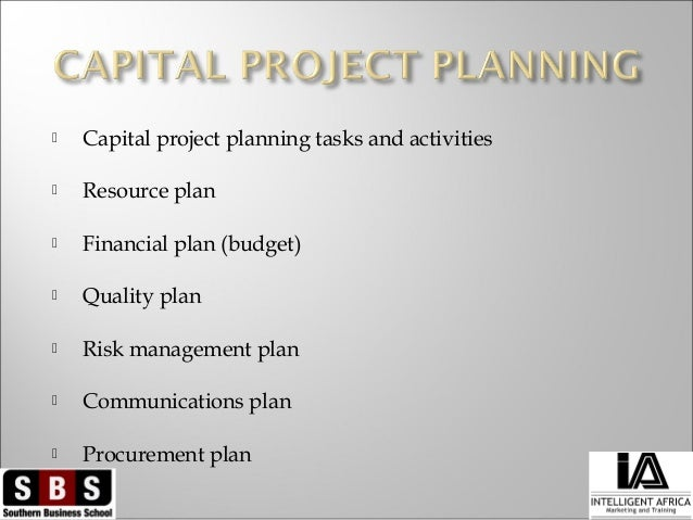capital project management We set the ripple effect in motion for exceptional project outcomes expert project and cost management affects everything construction or renovation of a facility represents a major.