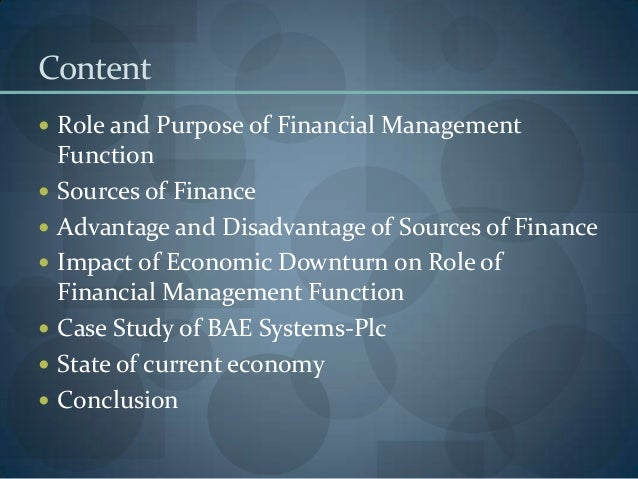 function of financial system Financial system and its structure 1 the term finance in our simple understanding it is perceived as equivalent to 'money' but finance exactly is not money, it is the source of providing.