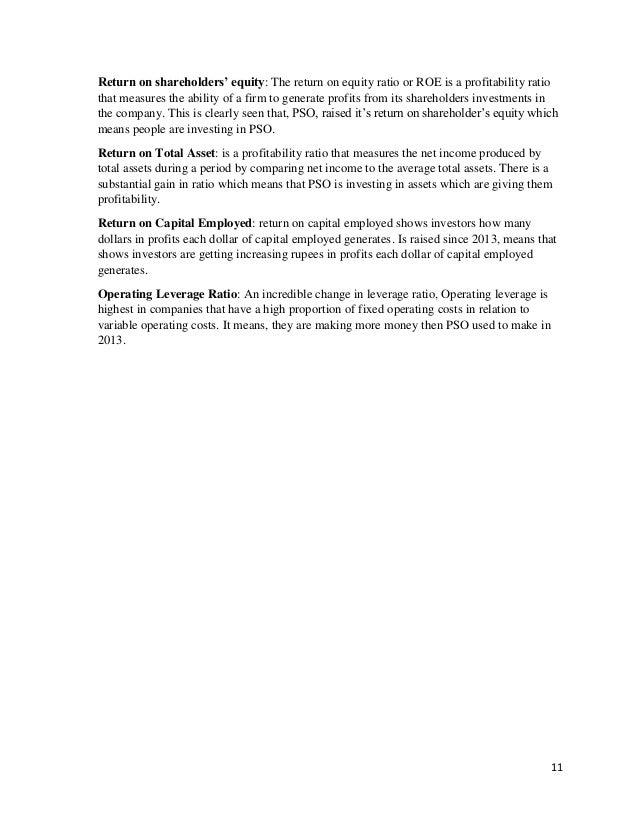 Pakistan state oil report