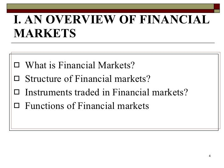 financial market and institution In the developing world, 25 billion adults don't have a bank account and 200 million businesses lack access to credit ifc works through financial institutions to provide much-needed access to finance for millions of individuals and micro, small, and medium enterprises that we would never be able to reach directly.