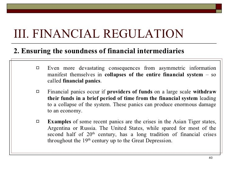 Financial Institution Reports
