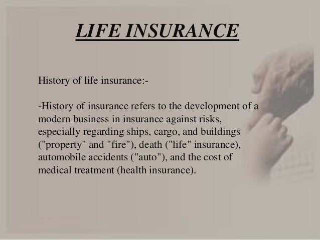 Traders Insurance Policy >> Life Insurance