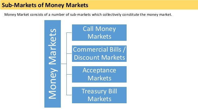 impact of money market on economic development The role of financial markets for economic growth  president of the european central bank,  the euro area money market is among the most integrated parts of.