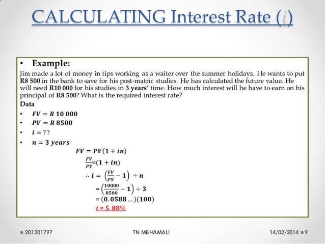 Financial mathematics for Grade 10 11 and 12 – Financial Maths Worksheets