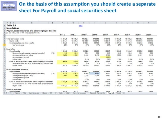 Financial modeling in Excel for Business Analysts and Consultants