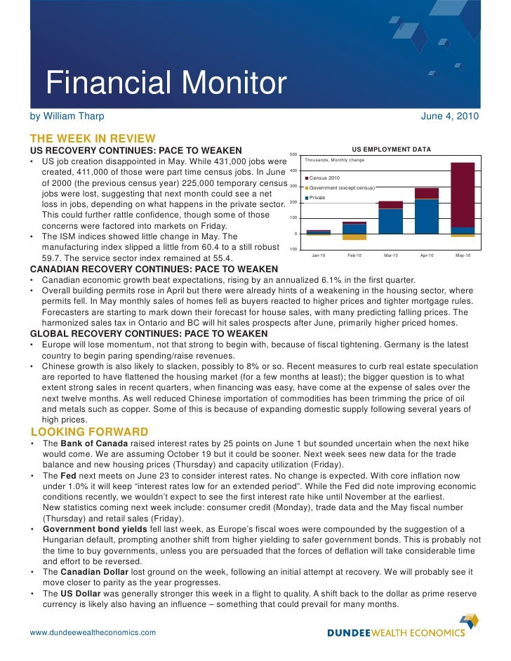 Financial Monitor by William Tharp                                                                                        ...