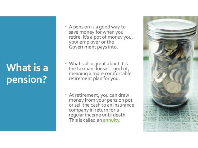 A Guide To The Different Types Of Pension