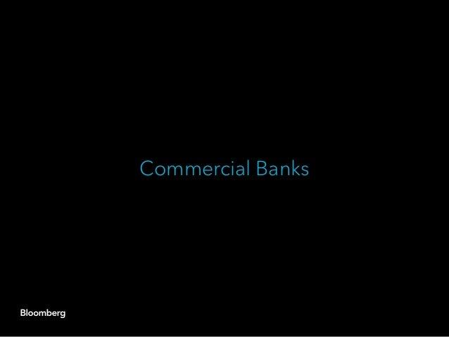 Bloomberg Intelligence: US Financials Outlook 2015 Slide 3