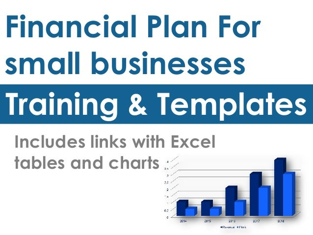 How to write a business financial plan