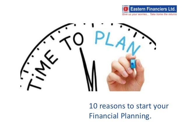 Financial Advisor Business Plan Benefits