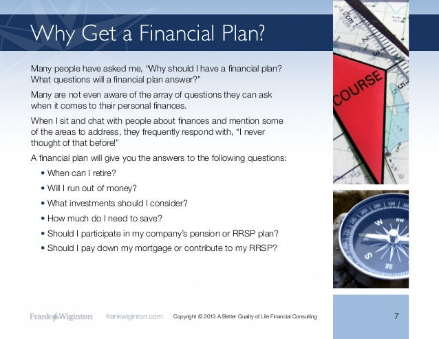 Financial Planning  Helping You Sail Successfully Into The Future