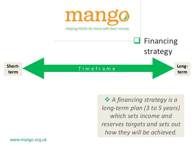 Mango: Financial Planning For Ngos