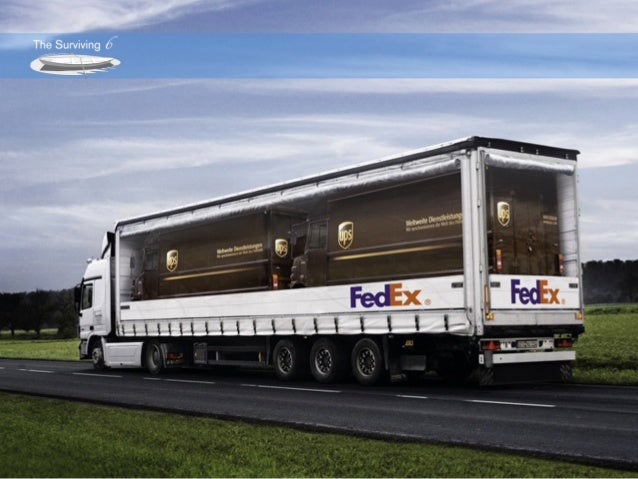 FedEx vs UPS - Managerial Finance