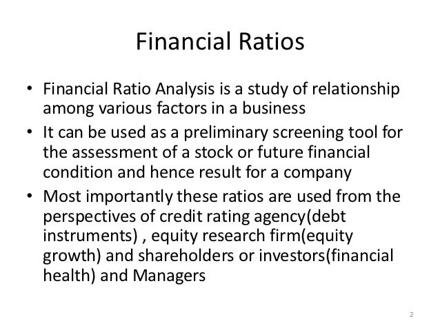 ratio analysis of ab bank Ratios and formulas in customer financial analysis financial statement analysis is a judgmental process one of the primary objectives is identification of major changes in trends, and.