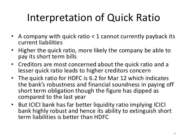 The Banking System: Commercial Banking - Key Ratios/Factors