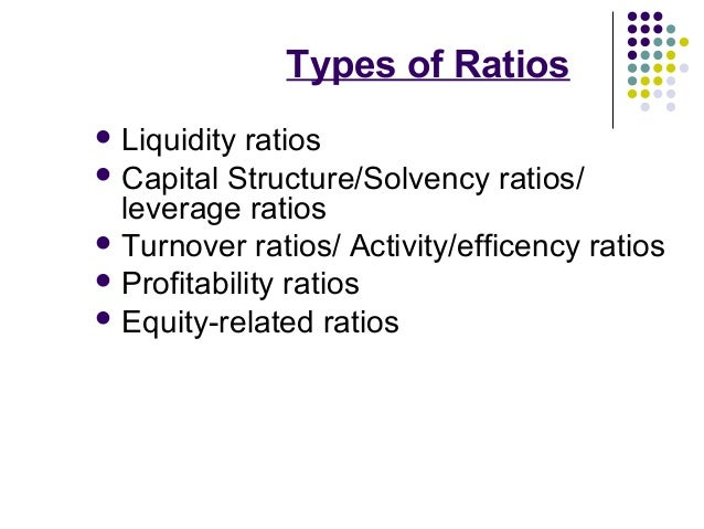 comparative and ratio analysis to measure profitability and liquidity This is sometimes referred to as comparative ratio analysis  liquidity ratios  provide insight into a firm's ability to meet its short-term debt obligations  each  measure of profit can be examined with respect to the net sales of a business,  and  the first profitability ratio examines how much gross profit is generated by  each.