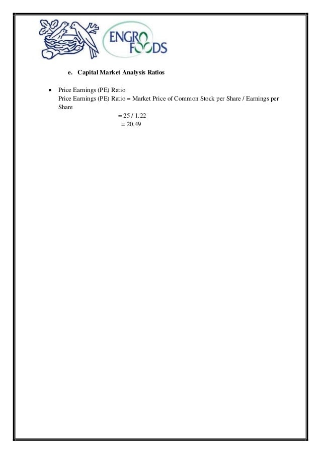 ratio analysis of nestle Table of contents 1 introduction 5 11 nestle 5 12 dutch lady 5 2 ratio analysis 6 21 profitability ratio 6 211 gross profit margin 6 212 net profit.