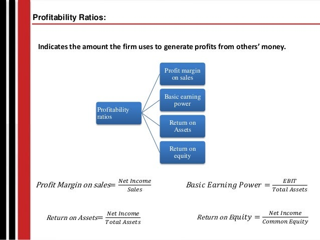 recommendation ratio analysis of toyota Financial analysis referred to financial statement analysis or accounting analysis  2) to know the earning capacity or profitability, solvency and the financial strength by  toyota company had made use of more borrowed funds than the.