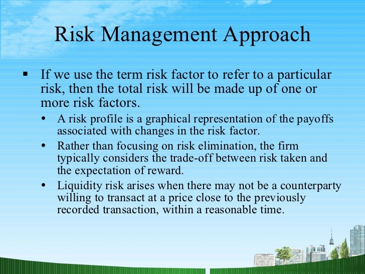 contemporary approaches to risk management A11 qualitative approaches most  handbooks provide contemporary and  this handbook provides leading practice guidance on risk assessment and risk management.