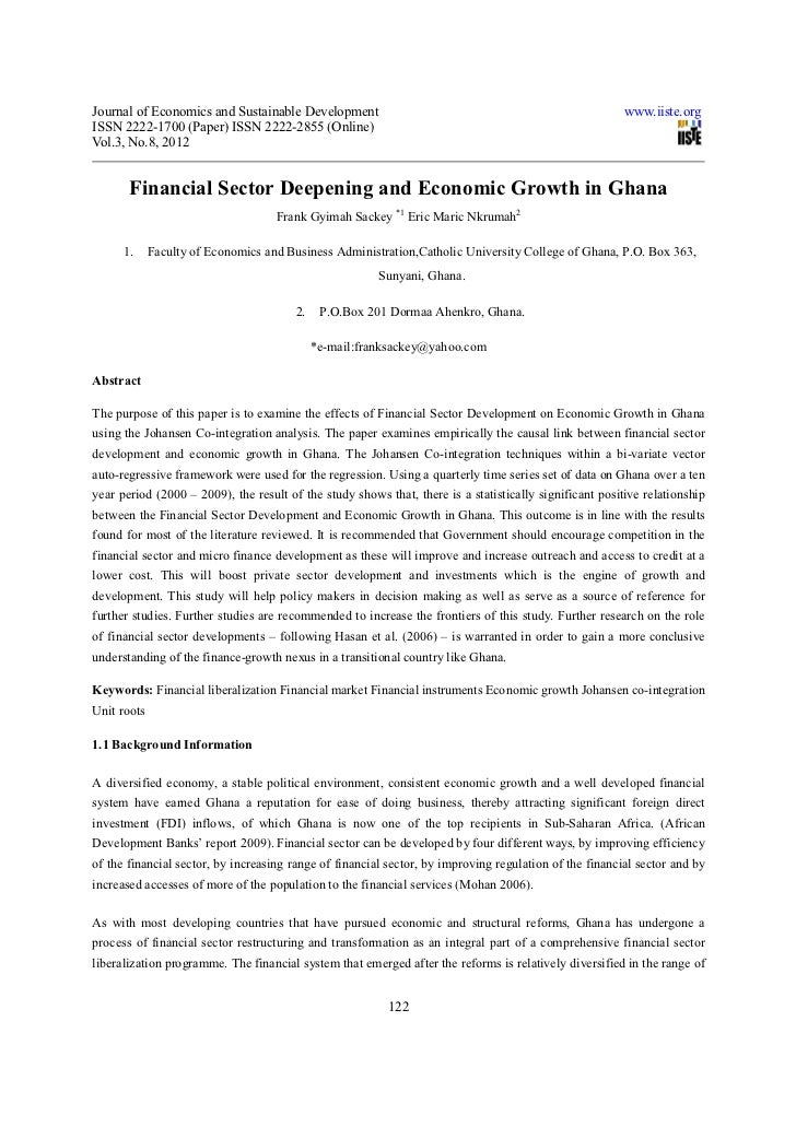 economics and finance thesis A senior honors thesis is a chance to investigate an idea, theoretical issue, policy problem, or historical situation of keen economic interest all senior thesis writers take an ec 985.