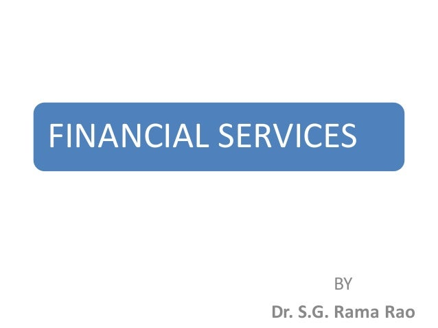 Services y financial khan pdf by m