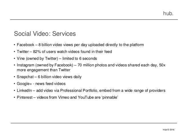 HOW FINANCIAL SERVICES CAN CREATE GREAT VIDEO CONTENT