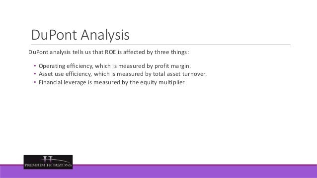 dupont analysis is the combination of the following two ratios Explore log in create new account upload.