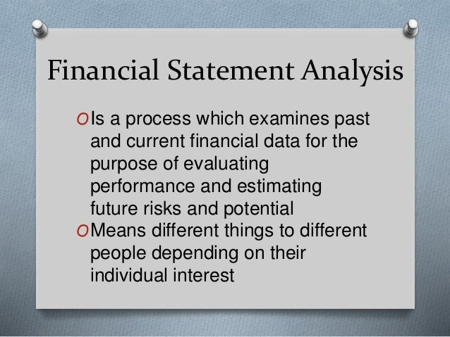 Financial Statement Analysis Powerpoint