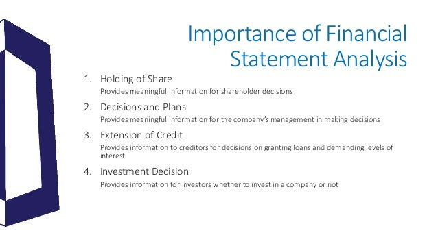 The question of whether financial statements useful to investors